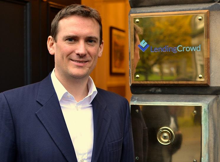 LendingCrowd CEO Stuart Lunn comments on changes to publication of business loan books