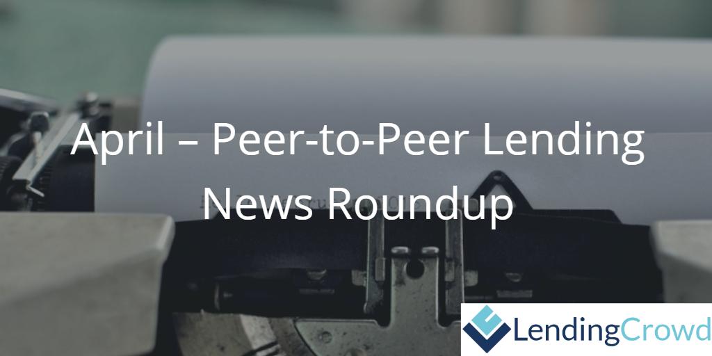 peer-to-peer lending news