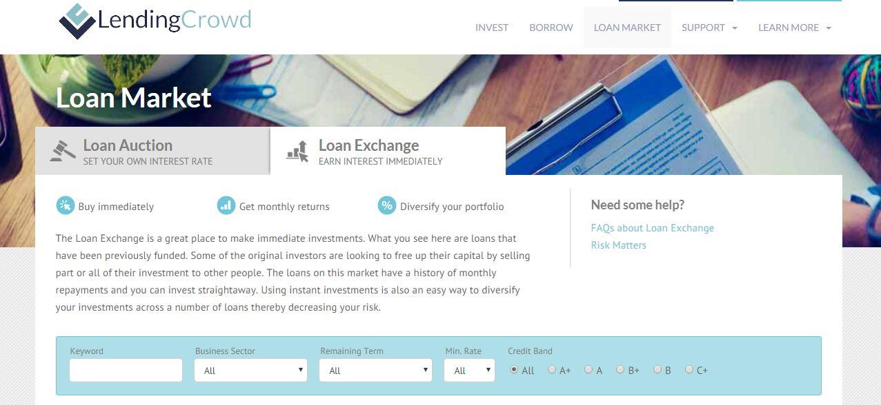 buy a loan part start