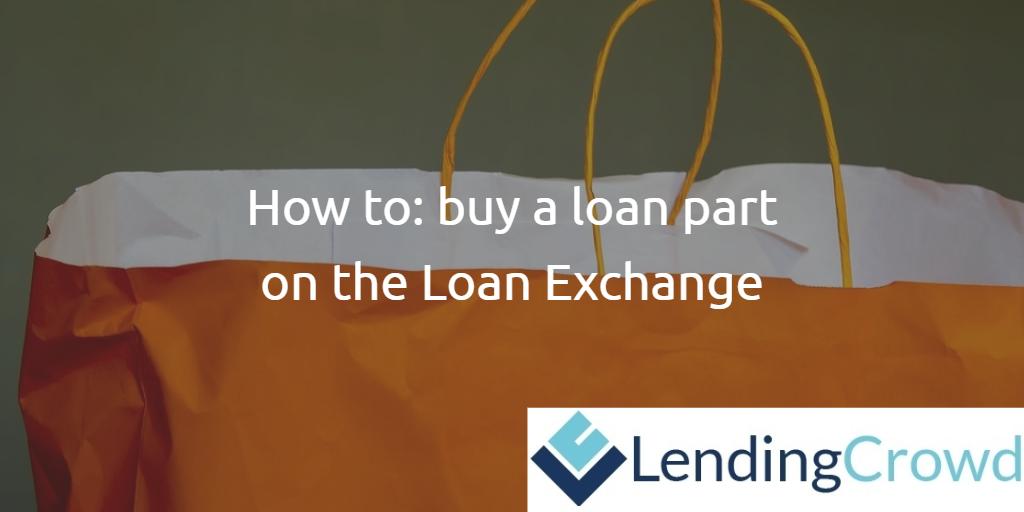 buy a loan part