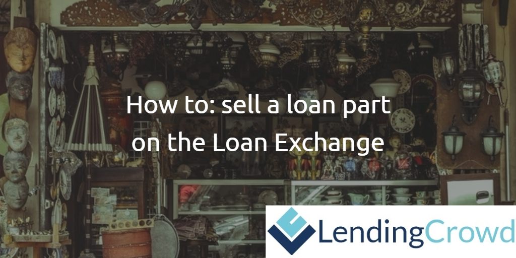 sell a loan part main