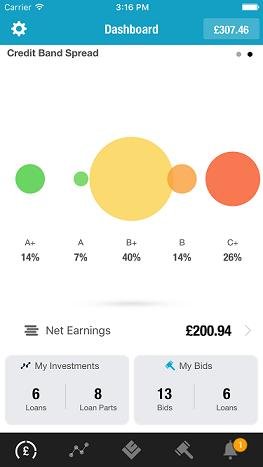 How to diversify your portfolio app image