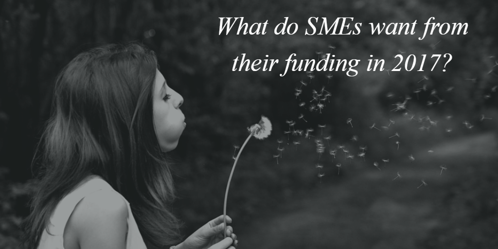 Make a wish but tell everyone: What do SMEs want from banks this year?